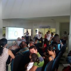 17/05/2016 - SERVIÇO SOCIAL EM PARCERIA COM AÇÃO SOCIAL