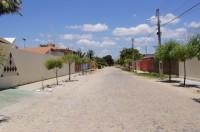 pavimentação do bairro Bugi